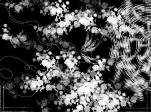 black-white-abstract-design